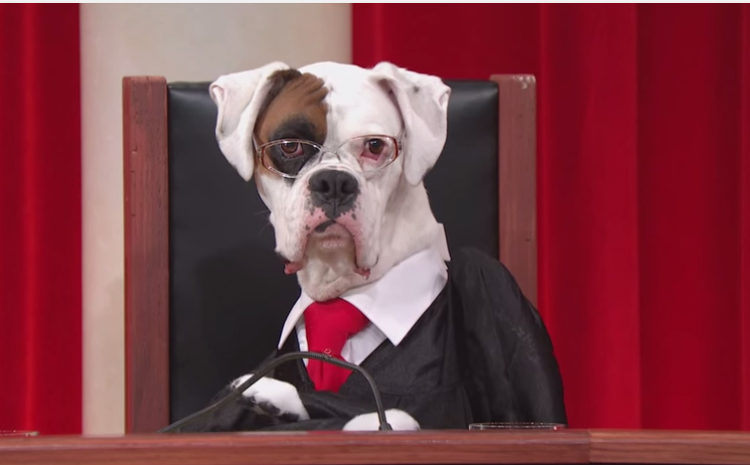 John Oliver's take on The Supreme Court
